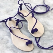 Maus just released a new colour in their signature Suede Gladiator Sandals ✨ Now available in purple 💜 Designed and made in Sri Lanka, featuring a 100% leather sole and upper.  Which would you add to your wardrobe? Tan, Purple or Black?  Shop now in store and online www.ShopPR.lk. .⁠ .⁠ .⁠ .⁠ .⁠ #PRsrilanka #ShopPR #conceptstore #colomboshopping #Alke #sustainablejewellery #wheretoshopcolombo #41hortonplace #fashion #design #style #srilankanstyle #onlineshopping #clothing #boutique #boutiqueshopping #luxuryshopping #luxe #exclusiveshopping #travelshopper #cmb #lka #destinationsrilanka #paradiseroad #colombo #colombolife #maussrilanka #maus #gladiatorsandals
